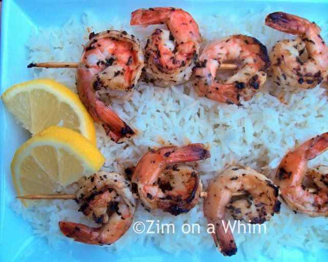 The Best Shrimp Marinade - Ever