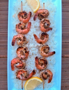The Best Shrimp Marinade