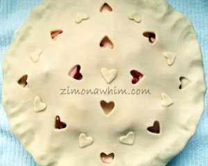 Candy Apple Pie ~ Zim on a Whim